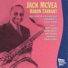 Comp.rec.vol.1 1944-1945 - CD Audio di Jack McVea