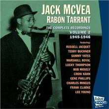 Volume 2 1945-1946 - CD Audio di Jack McVea