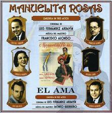 Manuelita Rosas - CD Audio