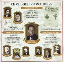 El Caballero Del Amor - CD Audio