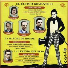 El Ultimo Romantico - CD Audio