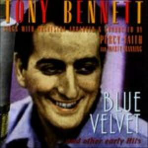 CD Blue Velvet and Other Tony Bennett