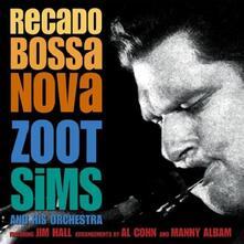 Recado Bossa Nova - CD Audio di Zoot Sims