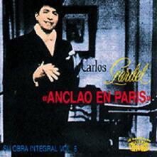 Anclando en Paris - CD Audio di Carlos Gardel