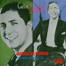 Aquellas Farras - CD Audio di Carlos Gardel