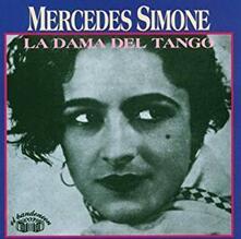 La dama del Tango - CD Audio di Mercedes Simone