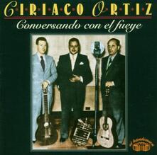 Conversando con El Fueye - CD Audio di Ciriaco Ortiz