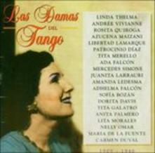 Las Damas Del Tango - CD Audio