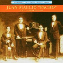 Homenaje a La Guardia... - CD Audio di Jaun Maglio Pacho (Cuarteto)