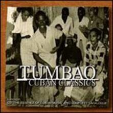 Tumbao Cuban Classics (Box Set) - CD Audio