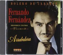Arrabalera - CD Audio di Fernando Fernandez