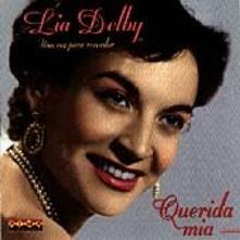 Querida mia - CD Audio di Lia Delby