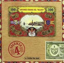 100 Canciones Cubanas 4 - CD Audio