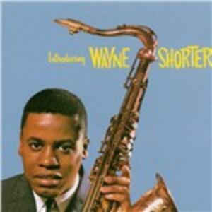 CD Introducing Wayne Shorter