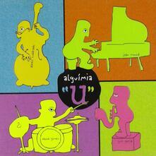 U - CD Audio di Alguimia