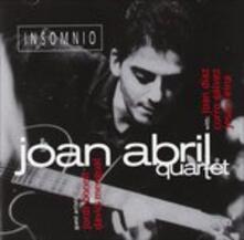 Insomnio - CD Audio di Joan Abril