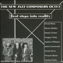 First Steps Into Reality - CD Audio di New Jazz Composers Octet