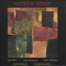 States - CD Audio di Andrew Adair