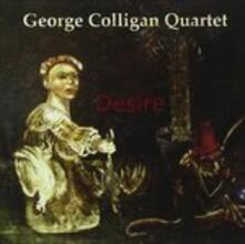 Desire - CD Audio di George Colligan