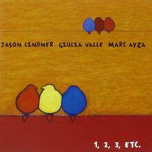 1, 2, 3, Etc - CD Audio di Jason Lindner