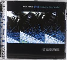 Astronautus - CD Audio di Oscar Penas
