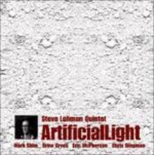 Artificiallight - CD Audio di Steve Lehman