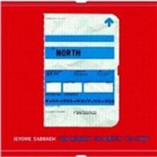 North - CD Audio di Jerome Sabbagh