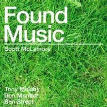 Found Music - CD Audio di Scott McLemore