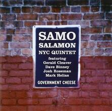 Nyc Quartet - CD Audio di Samo Salamon