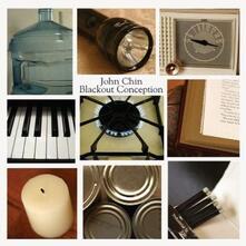 Blackout Conception - CD Audio di John Chin