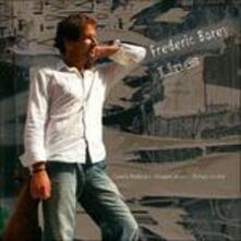Lines - CD Audio di Frederic Borey