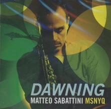 Dawning - CD Audio di Matteo Sabbatini