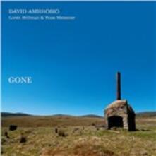 Gone - CD Audio di David Ambrosio