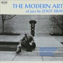 Modern Art of Jazz - CD Audio di Zoot Sims