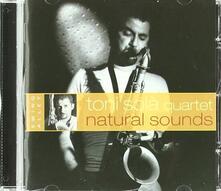 Natural Sounds - CD Audio di Toni Sola
