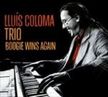 Boogie Wins Again - CD Audio di Lluis Coloma