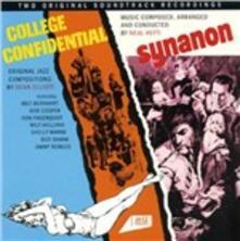 College Confidential - Synanon (Colonna Sonora) - CD Audio
