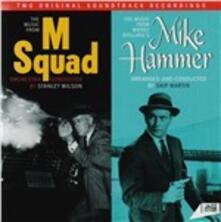 M Squad - Mike Hammer (Colonna Sonora) - CD Audio