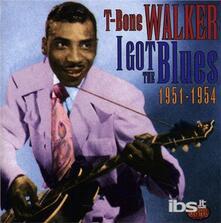 I Got the Blues 1951-1954 - CD Audio di T-Bone Walker