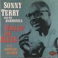 And His Harmonica Wailin' - CD Audio di Sonny Terry