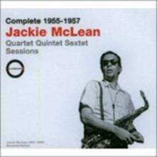 Complete 1955-1957 - CD Audio di Jackie McLean