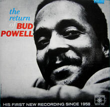 The Return of - CD Audio di Bud Powell
