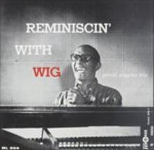 Reminiscin' with Wig - CD Audio di Gerald Wiggins