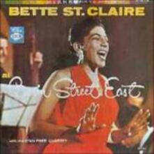 At Basin Street East - CD Audio di Bette St. Claire