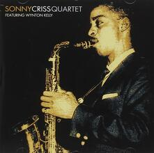 Sonny Criss Quartet - CD Audio di Sonny Criss