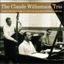 Claude Williamson Trio - CD Audio di Claude Williamson