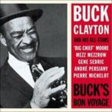 Buch's Bon Voyage - CD Audio di Buck Clayton