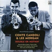 Double or Nothin' - CD Audio di Lee Morgan,Conte Candoli