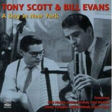 A Day in New York - CD Audio di Bill Evans,Tony Scott