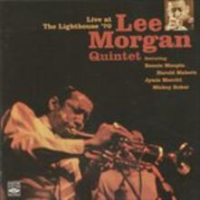 Live at the Lighthouse - CD Audio di Lee Morgan